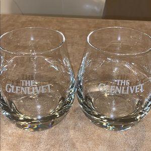 2 Glenlivet House Glasses